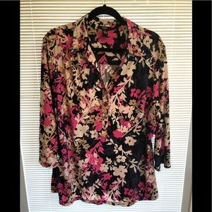 Alfani blouses top size 2xl EUC
